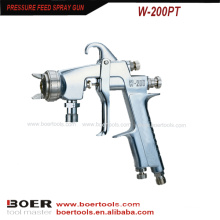 Pressure Feed Spray Gun on paint tank /DP pump W-200PT