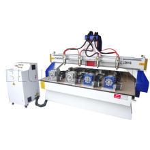 Эле-2015 4 оси CNC маршрутизатор, маршрутизатор древесины CNC с роторной осью, маршрутизатор CNC древесины для изготовления мебели