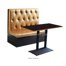 Bar/Restaurant Furniture Booth Sofa Seating Design (FOH-XM30-628)