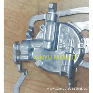 Automobile AC Compressor body Cover Casting