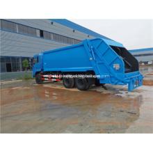 Camion de recyclage à grande échelle de déchets Dongfeng
