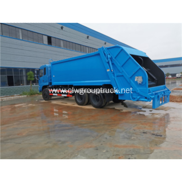 Dongfeng garbage large scale recycling truck