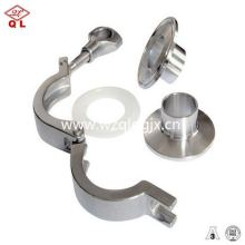Made in China Stainless Steel Pipe Fittings Sanitary Pipe Clamp