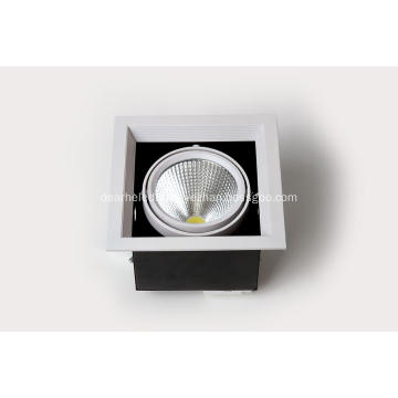10W led bean container light hole size 130*130mm 700-750lm RA>80