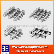 grid Magnet for Chute