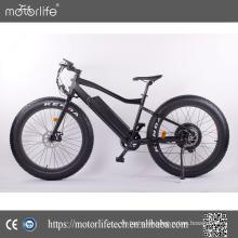 Motorlife / 500W 1000W big power fette reifen elektrofahrrad / Elektrikli Bisiklet / elektrische strand cruiser fahrrad