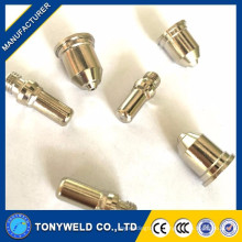 cutting torch consumables jiusheng100 plasma nozzle and electrode