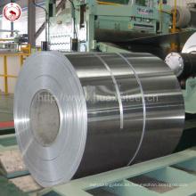 Bobina de acero galvanizado en caliente con precio de fábrica