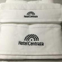 100% bawełna Dobby Hotel ręcznik zestaw