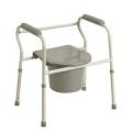 Больница медицинский взрослый горшок стул с крышкой CM001