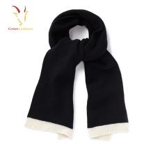 Custom design fashion winter 100% cashmere scarf for women