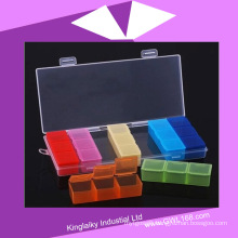 Customized Pill Box with 21 Cases (BH-038)