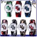 Yxl-203 New Design Nylon Watch Ladies Dress Woven Nato Bracelet Watch Wrist Watches