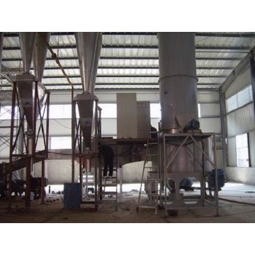 Precipitated Calcium Carbonate Flash Dryer