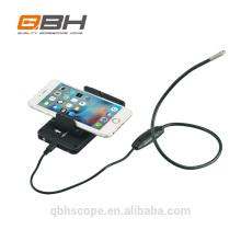 Câmera USB para smartphone câmera espelhamento interface android telefone smartphone