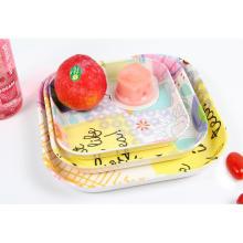 (BC-TM1020) Bandeja de servicio reutilizable de la melamina de la Caliente-Vender de la alta calidad