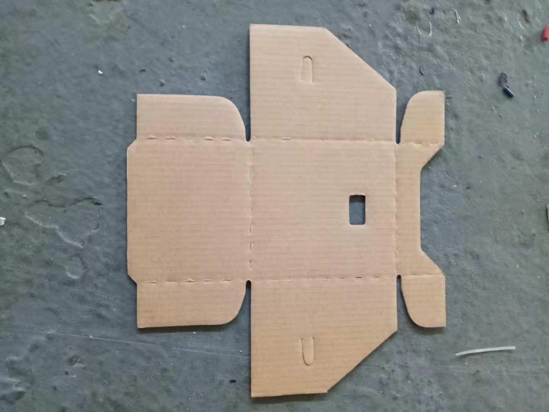 Aircraft box viscose folding machine