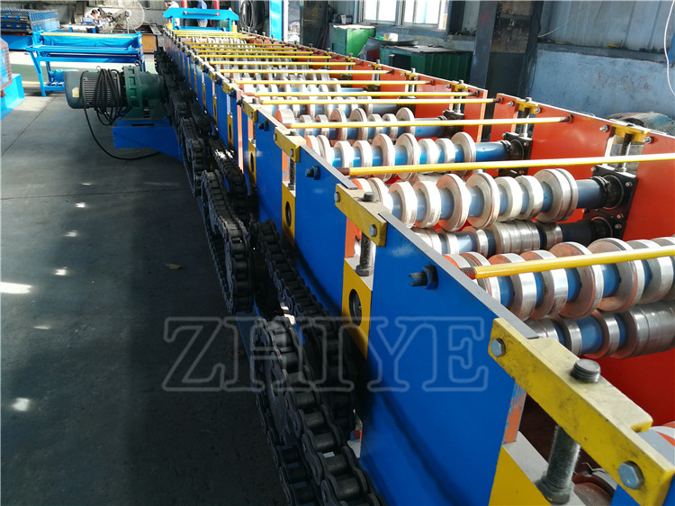 metal deck roll forming machine (2)