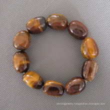 Tiger Eye Stone Bracelet (BP131)