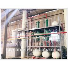 Planta de produção não-ácida da patente do biodiesel que faz o biodiesel do óleo de cozinha para a venda