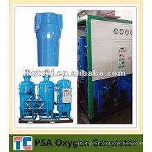 Usine de gaz d'oxygène pour bouteilles de remplissage Système de PSA de fabrication de Chine