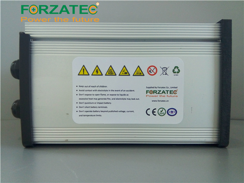 24V20Ah lithium battery for motors