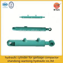 Todas las clases de cilindro hidráulico de la basura del OEM