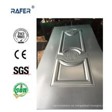 Hoja de acero galvanizada de alta calidad de la puerta / hoja de acero (RA-C024)