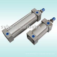 Cilindro de gas de aluminio