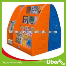 Matériaux respectueux de l'environnement et sécurisés Cabinet de jouets en bois pour enfants avec prix raisonnable LE.SJ.001