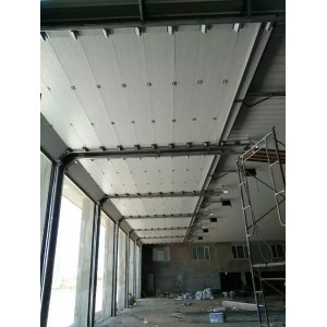 Industrial overhead sectional door  sc 1 st  Shenzhen Hongfa Automatic Door Co. Ltd. & Industrial overhead sectional door China Manufacturer