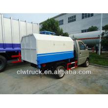 ChangAn 2500L mini pull bra caminhão de lixo