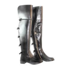 Botas altas das mulheres do joelho (HCY02-921)