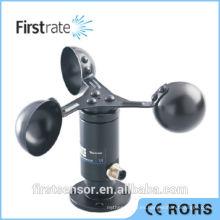 FST200-201 CE y RoHS aprobado anemómetro de tres tazas con salida de pulso