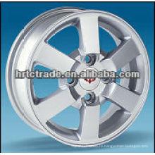 Черные хромированные кованые алюминиевые диски для оптовой продажи