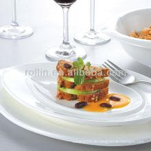 Beste verkaufte Essgeschirr, chinesisches Geschirr, Hotel verwendet Geschirr