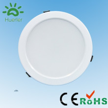 new white hole 150mm 6inch 100-240v smd5730 15w led lights drop ceiling recessed