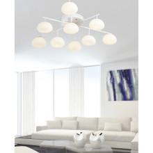 Home Decoração moderna LED teto luz (MX14042-9C)