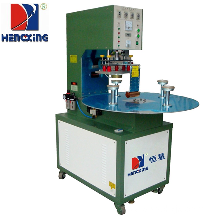 High frequency welding machine for large PVC tent