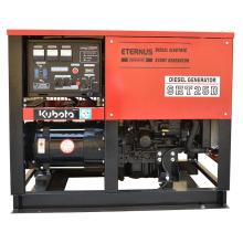 Ensemble générateur diesel de secours (ATS1080)