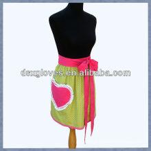 Cintura do laço do algodão avental