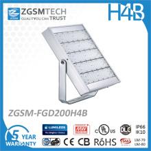 Preço barato 200W LED Floodlighting com Philips e Meanwell