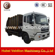 Camión de basura compacto de bajo precio 4X2