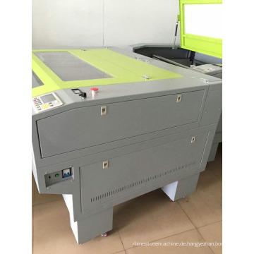 Laserschneiden Sie und gravieren Sie Maschine für Arylic, MDF, Stoff, Leder