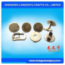 Blank Metal Accessories Custom Brass Cufflinks