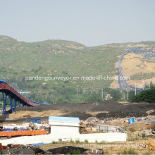 Pipe Conveyor / Conveyor / Conveyor System for Oil and Gas Project