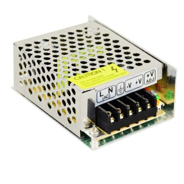 Alimentatore switching a LED per DC 12v 2a