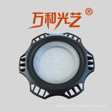 Luminária LED alta com suportes refletores