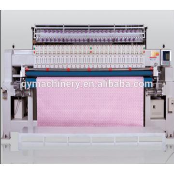 Chinesische industrielle computergesteuerte Steppmaschine Stickmaschine für Steppdecke