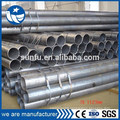 ERW LSAW SSAW welded steel pipe for standing timber
